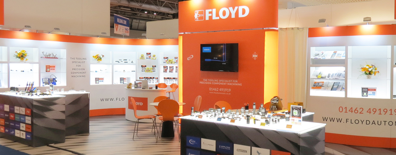 Floyd Stand at MACH 2018
