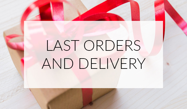 Last Orders & Delivery